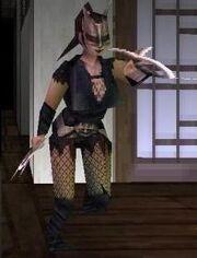Demon Kunoichi