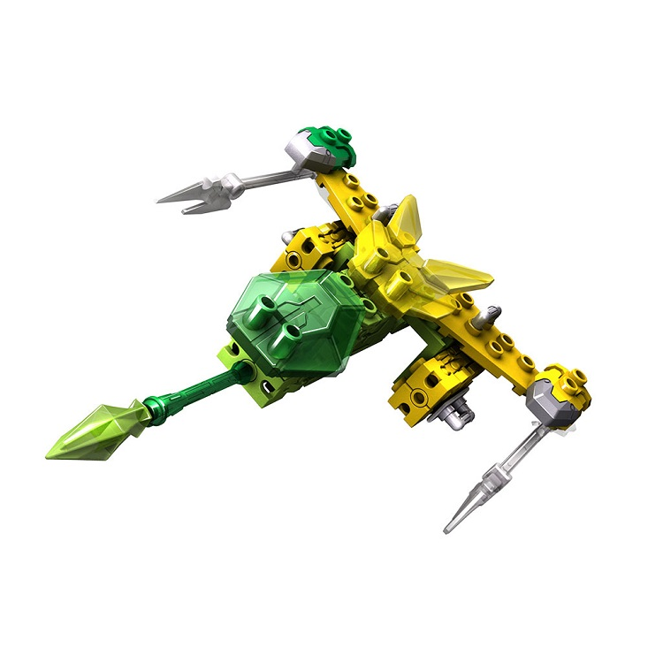 thunderbird 3 toy instructions