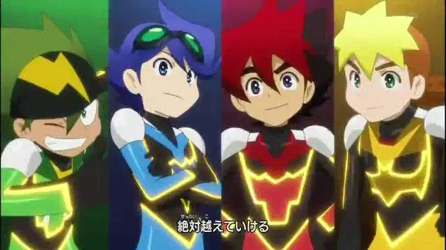 Get the Glory | Tenkai Knights Wiki | FANDOM powered by Wikia