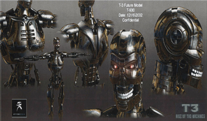 Image - T-950 04.jpg | Terminator Wiki | Fandom powered by ...