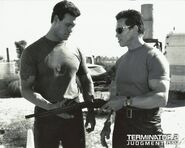 T2- Peter Kent and Arnie