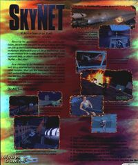 SkyNET alternative box back