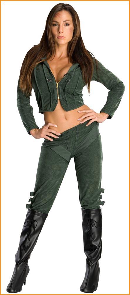 Sarah Connor Terminator 2 Costume  sc 1 st  timehd & Sarah Connor Terminator 2 Costume 76877 | TIMEHD