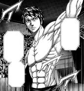 Akari entering the ring