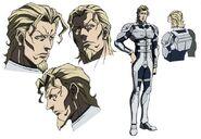 Donatello OVA design