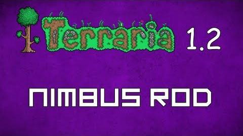 Nimbus Rod - Terraria 1