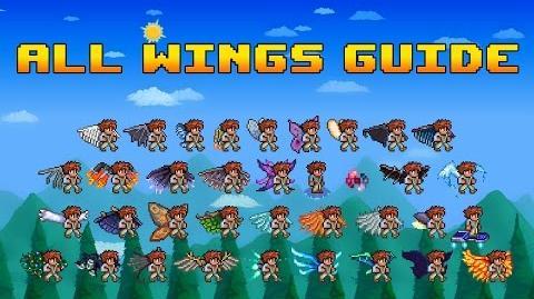 Wings Terraria Wiki Fandom Powered By Wikia