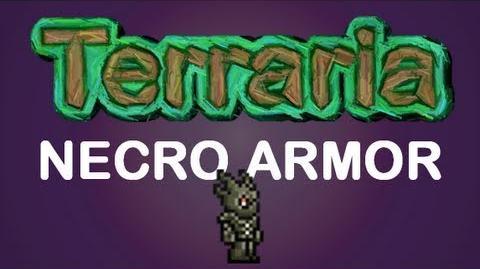 Terraria - Necro Armor