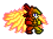 IntenseFlameDye with FlameWings