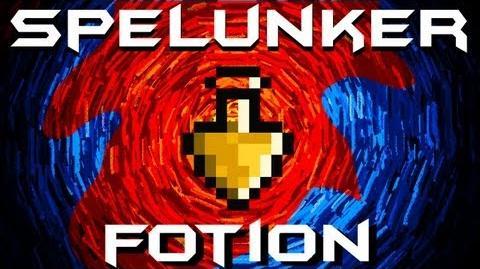 Terraria - Spelunker Potion