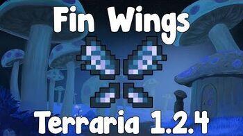 Fin Wings - Terraria 1.2