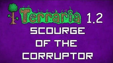 Scourge of the Corruptor - Terraria 1