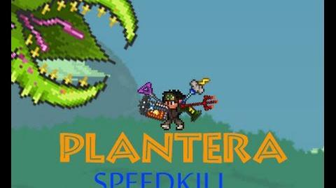 Plantera Boss - Speedkill (Mage)