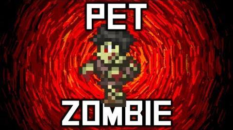 Terraria - Pet Zombie - Terraria Console - Terraria HERO