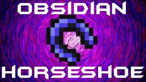 Obsidian Horseshoe