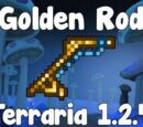 Golden Fishing Rod