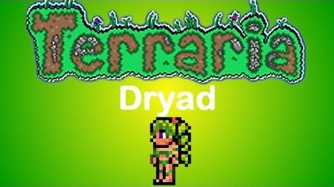 Terraria Dryad