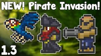 Terraria 1.3 - Revamped Pirate Invasion! - Terraria 1