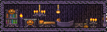 Spooky Wood Furniture