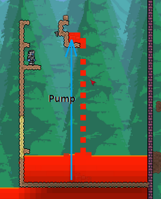 Pump Duplicating