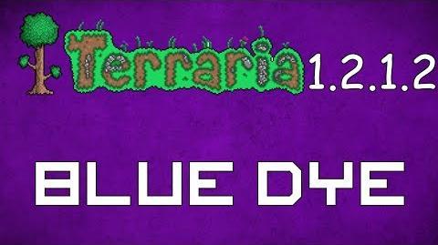 Blue Dye - Terraria 1.2.1