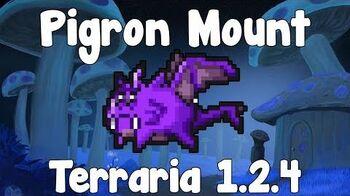 Pigron - Terraria 1.2