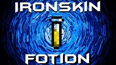 Terraria - Ironskin Potion