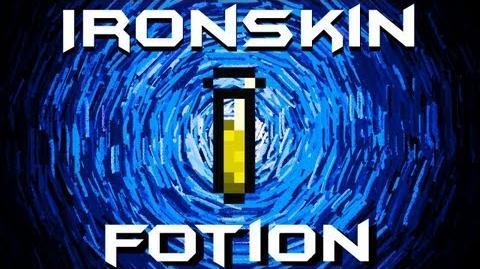 Ironskin Potion