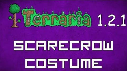Scarecrow Costume - Terraria 1.2
