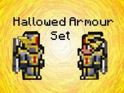 Hallowed armor 2