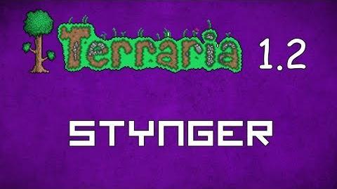 Stynger - Terraria 1