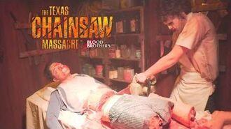 Texas Chainsaw Massacre Maze at Halloween Horror Nights 2016 Universal Studios Hollywood