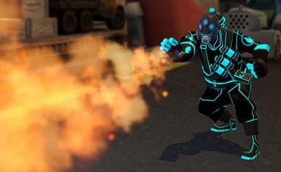 Flamethowerpalm