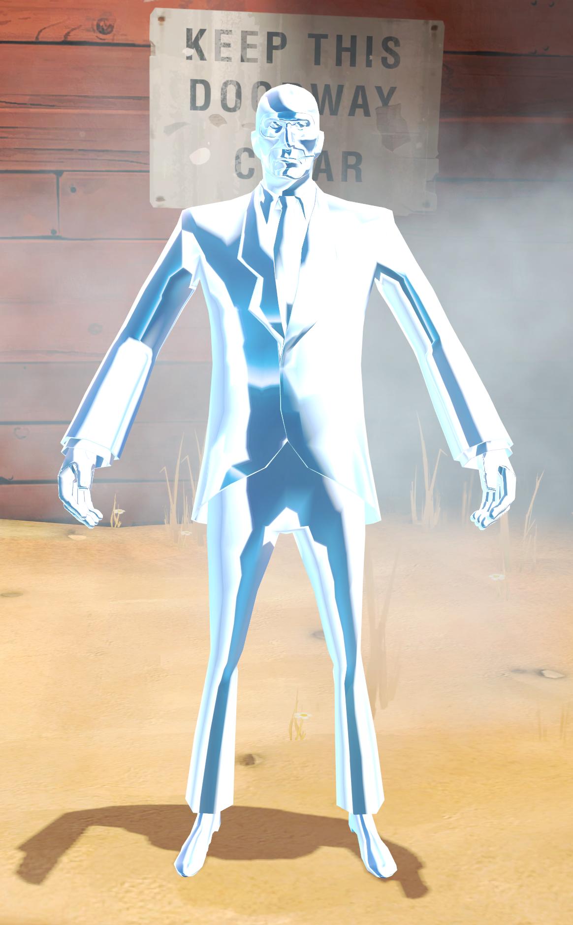 Icy Spy