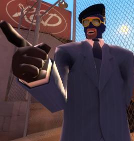 Derp Spy Blu