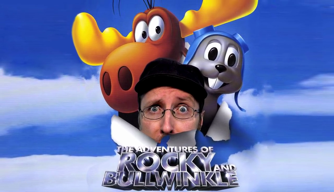 The Adventures Of Rocky And Bullwinkle Channel Awesome