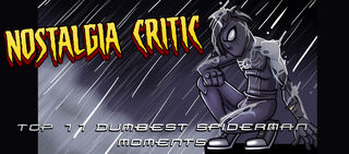 Nc stupid spiderman moments by marobot-d394kxi