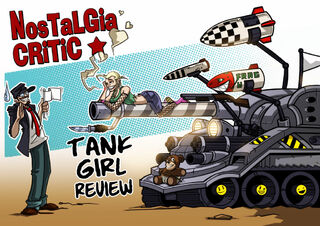 NC Tank Girl by MaroBot