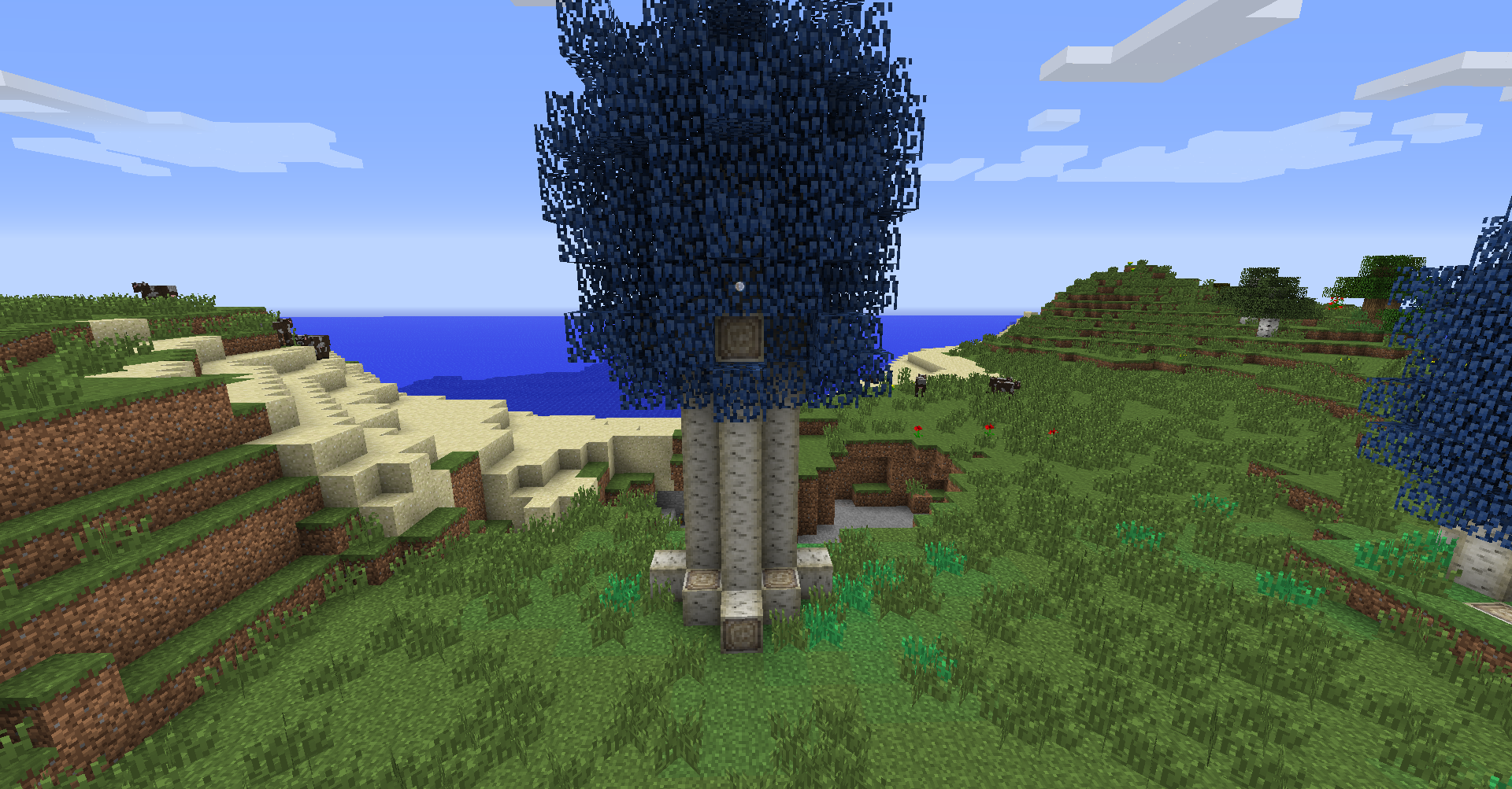 thaumcraft how to grow a greatwood tree