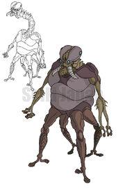 Leviathan Alien