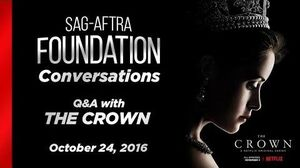 Conversations with THE CROWN