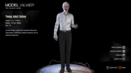 Ruben Victoriano young adult model viewer (full body)