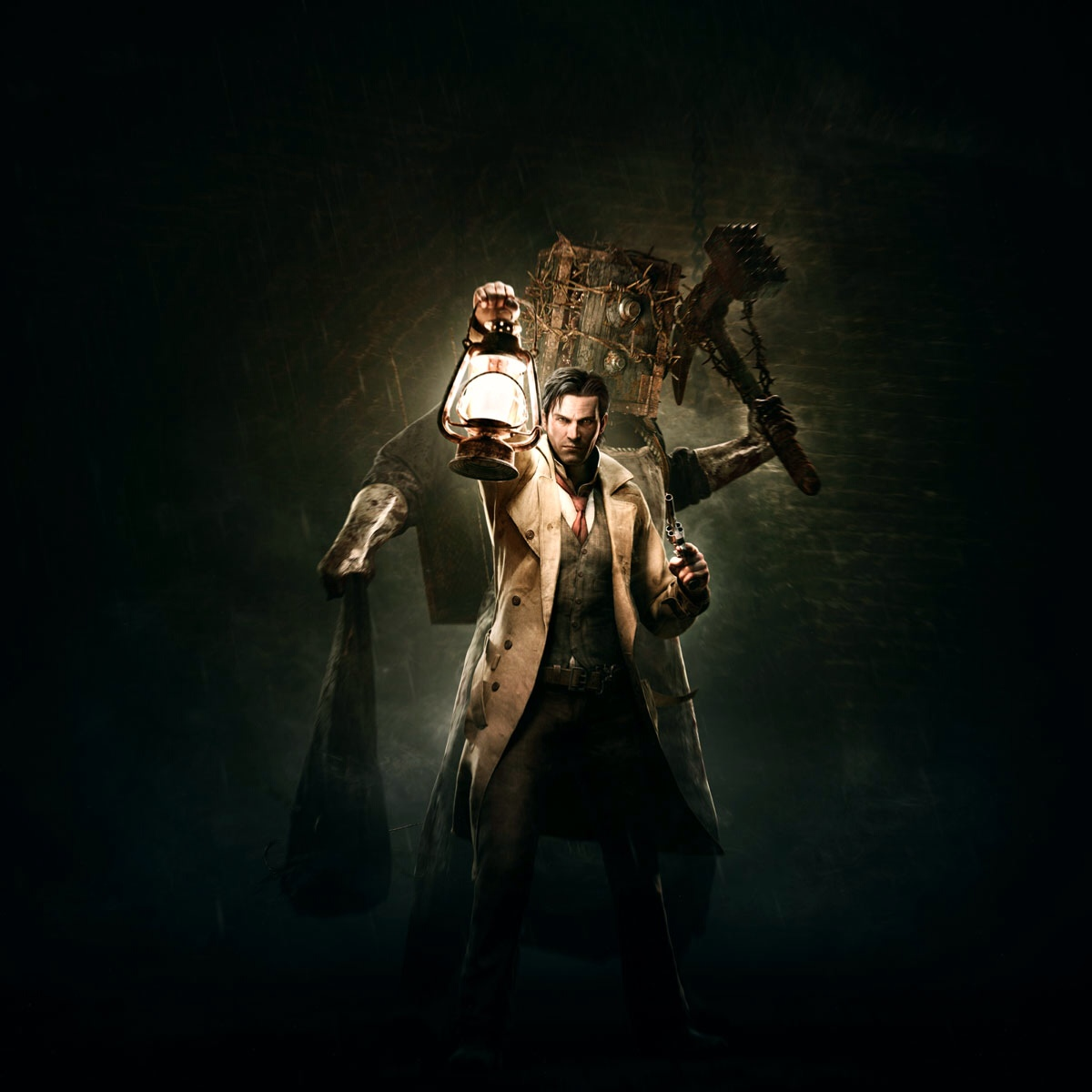 The Keeper | The Evil Within Wiki | FANDOM powered by Wikia