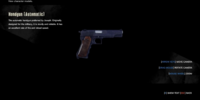 Semi-Automatic Handgun (The Consequence)