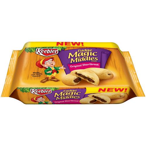 Magic Peanut Butter Middles Recipe — Dishmaps