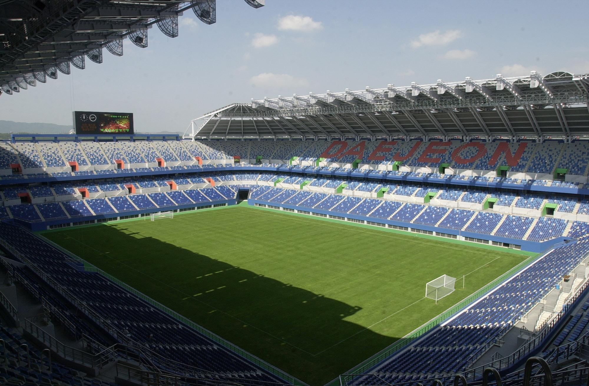 daejeon korea stadium-ის სურათის შედეგი