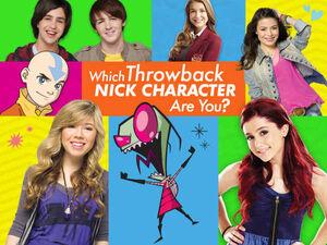 Nickelodeon Quiz 2015 House of Anubis iCarly Spongebob Drake And Josh Victorious
