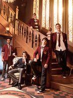 The boys of HOA