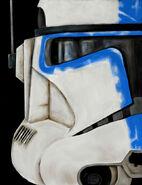 Booster ARC helmet Artwork