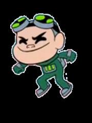 Gizmo | The New Teen Titans Animated Series Wikia | Fandom ...
